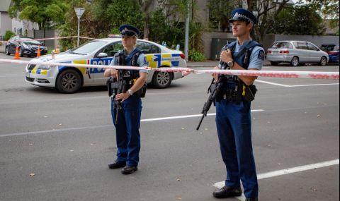 Терористична атака в супермаркет в Нова Зеландия - 1