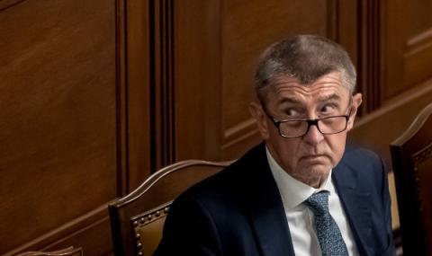 Чешкото правителство спечели вота на недоверие
