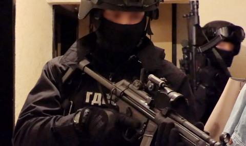 ГДБОП с мащабна акция срещу лихварска банда