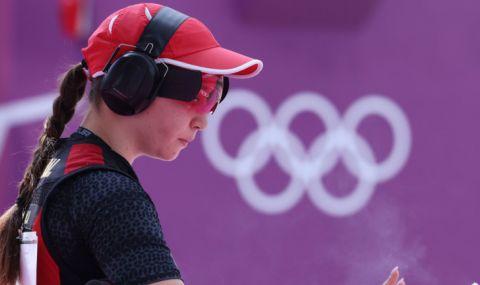 Прогрес на Олимпиадата за представителката ни в ловната стрелба - 1