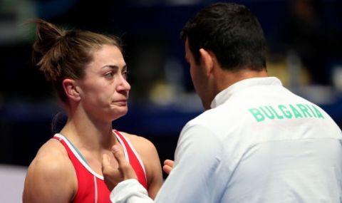 Браво на Евелина Николова! Българката е на 1/2-финал и ще се бори за медалите в Токио - 1