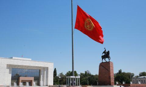 Правителството на Киргизстан се оттегли