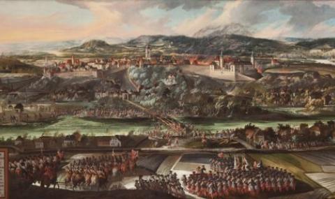 27 септември 1529 г. Известен султан обсажда Виена - 1