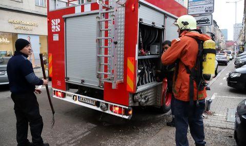 Голям пожар избухна в Галиче, вадиха жена в безпомощно състояние - 1