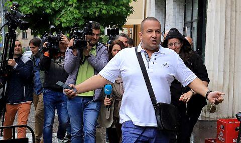 Светослав Илчовски даде показания пред прокуратурата