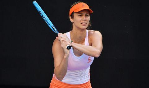Пиронкова започна с трудна победа в Маями