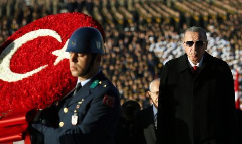 Партията на Ердоган се разпада?
