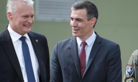 Големи промени в Испания