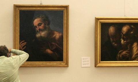 Националната художествена галерия с безплатен вход днес