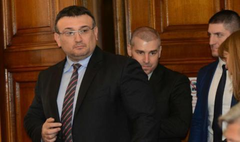 Младен Маринов: Борбата с битовата престъпност е номер 1 приоритет за МВР