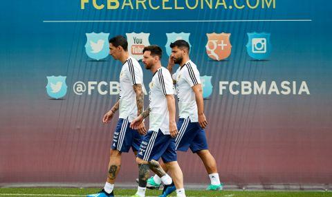 Барселона подписва с Меси за пет сезона преди мача с Ювентус - 1