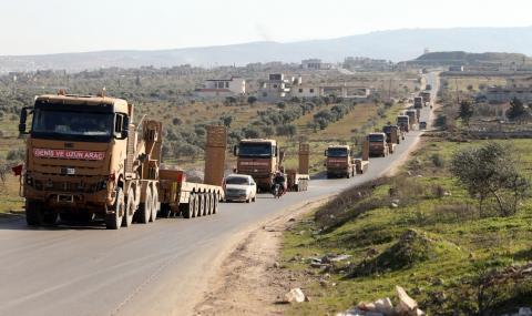 Изострено напрежение между Русия и Турция