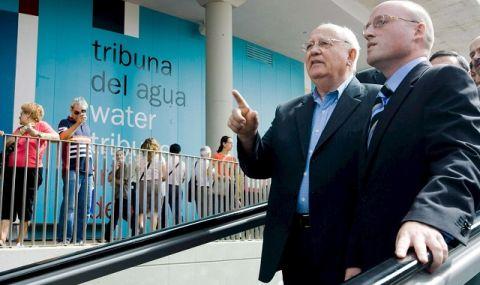 Михаил Горбачов стана на 90 години под карантина