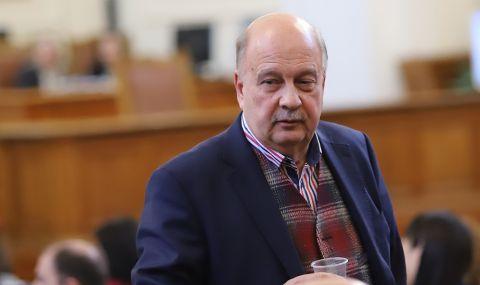 Агент Николай: Само Петър Стоянов може да победи Румен Радев - 1