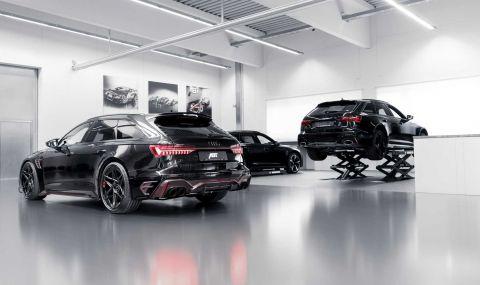 Audi RS6 вече ускорява до 100км/ч за само 2.91 секунди (ВИДЕО) - 3
