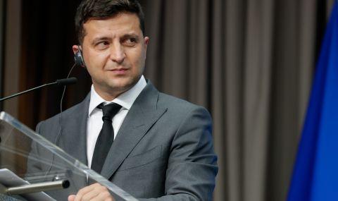 Зеленски: Да съберем семейството на Украйна
