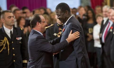 Първият тъмнокож футболен президент почина от коронавирус