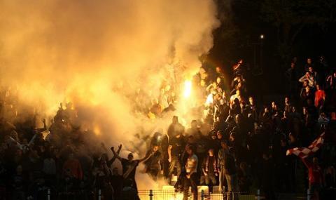 Кошмар за ЦСКА! На Армията идват все по-малко фенове, въпреки евтините билети