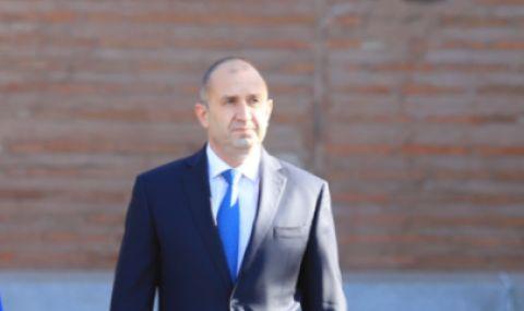 Румен Радев: Трябва да постигнем единение около ясни национални приоритети