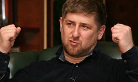 Чеченският лидер призова мъжете да заключат жените си