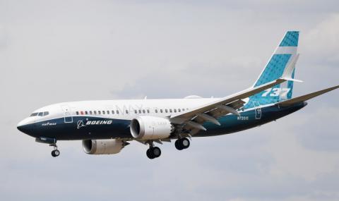"""Българските авиолинии нямат самолети """"Боинг 737 Макс 8"""""""