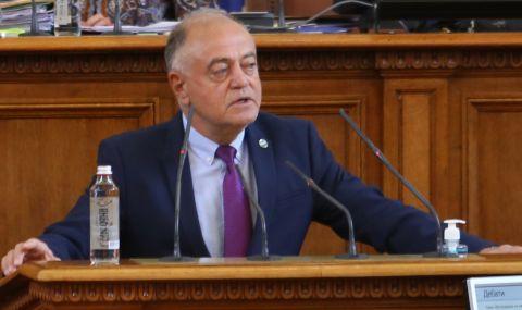 Ген. Атанасов припомни: През 2000 г. НС прие закон, с който комунистическият режим беше обявен за престъпен - 1