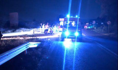 Двама са пострадали при катастрофа на пътя Кърджали – Момчилград