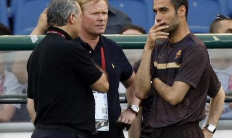 Христо Стоичков обясни успехите на Гуардиола в Барселона