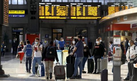 Италия отваря за туристи от Европа