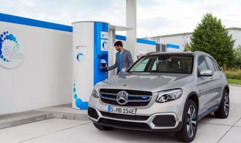 Mercedes се отказва от водорода