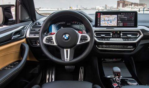 BMW X3 и X4 също получиха фейслифт - 14