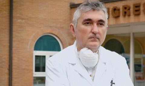Италия остава в шок след самоубийството на д-р Де Донно, лекувал с плазмена терапия COVID-19 - 1