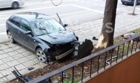 Условна присъда за ученик, убил пешеходец с колата на майка си в междучасие