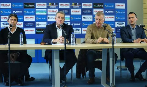 Новият търговски директор: Левски е една от най-разпознаваемите марки на България - 1