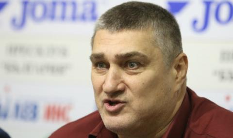 Любо Ганев кандидатства за престижен пост в световния волейбол