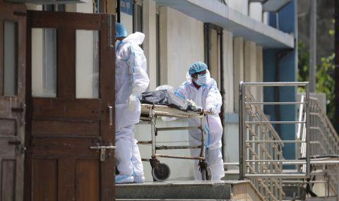 В тази държава стана страшно: 350 000 заразени само за денонощие