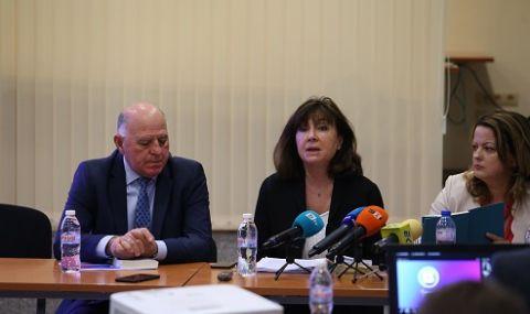 ВСС избира нови европрокурори - 1