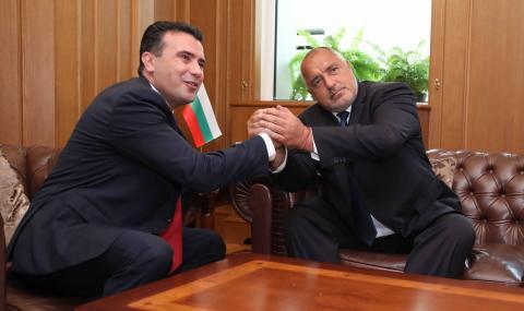 Заев: Борисов е казвал