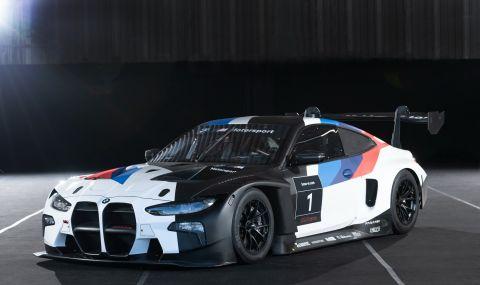 BMW показа състезателно M4 за над половин милион долара - 1