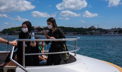 И Турция започва да губи контрол над заразата