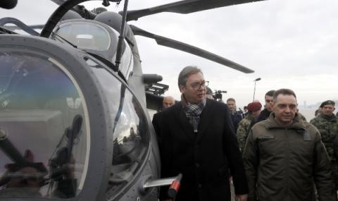 Силна Сърбия е гаранция за Балканите