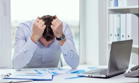 Къде в тялото ни се натрупва стрес