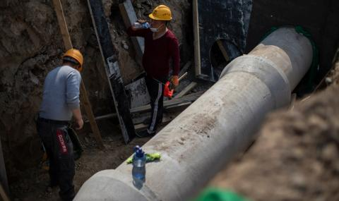 """Полша започва строителството на """"Балтийски газопровод"""""""