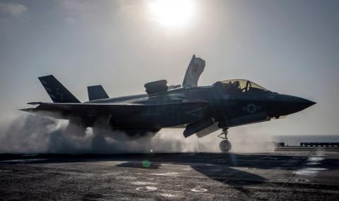 САЩ лесно ще продадат F-35, предназначени за Турция