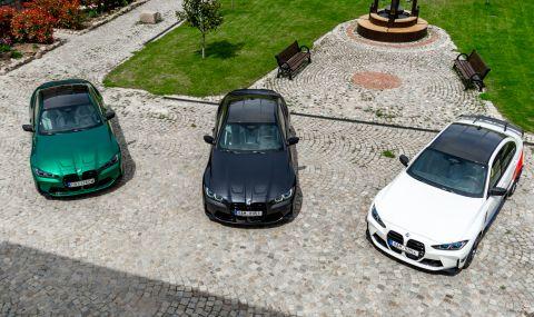 Тествахме новото BMW M4 Competition - 16