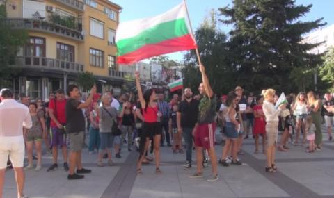 Варна, Бургас и Русе също извикаха: Оставка! (ВИДЕО)