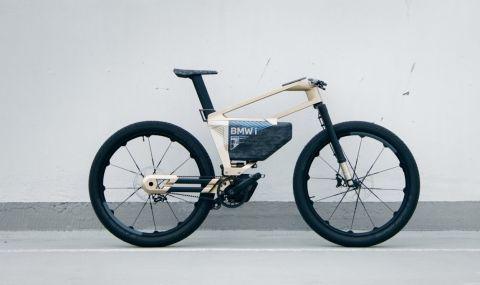BMW показа велосипед с максимална скорост от 60км/ч - 1