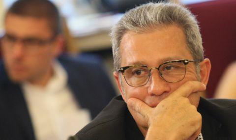 Йордан Цонев: Харесваме си Пеевски