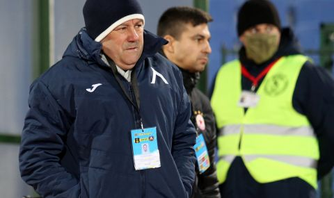 Стоянович: Изобщо не съм доволен, никакво желание за игра