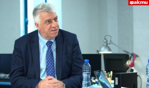 Румен Гечев за ФАКТИ: Горанов си призна, че само за Васил Божков е имало по-ниски данъци